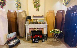 choix de cercueils