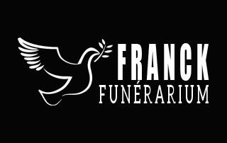 logo funérarium Franck