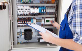 inspection tableau électrique