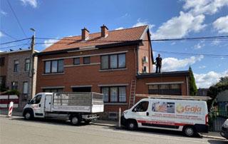 travaux de toiture par gaja