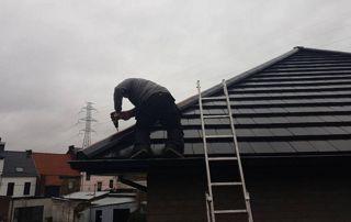 rénovation de toit à Liège
