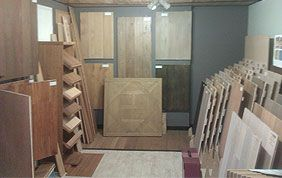 showroom parquet
