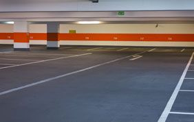 Entretien de parking