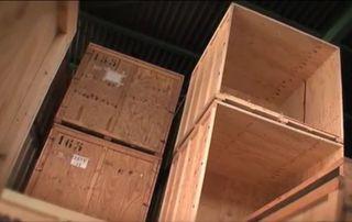 boxes en bois
