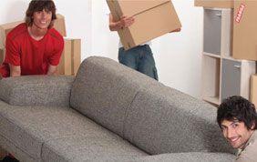 déménagement canapé