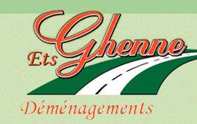 Déménagement Ghenne logo