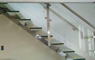 Garde corps escaliers