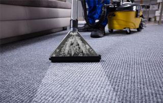 aspirage tapis