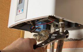 réparation de chaudière au gaz