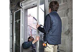 dépannage vitre cassée