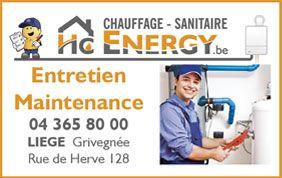 logo HC Energy entretien et maintenance chauffage et sanitaire