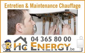 hc energy entretien maintenance