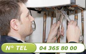 réparation boiler