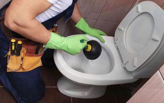 débouchage WC