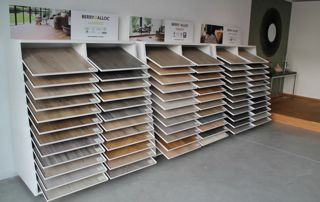 showroom parquets