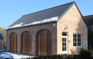 rénovation de maison à Uccle