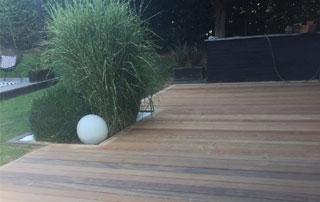 plancher pour terrasse