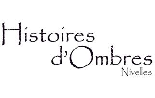 Histoires d'Ombres Nivelles logo