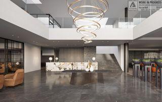 accueil Hôtel Nivelles-Sud