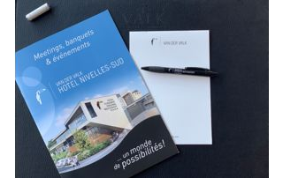 brochure hôtel Nivelles-Sud