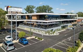 parking Hôtel Nivelles-Sud