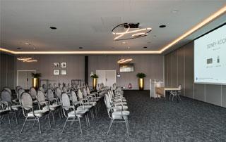 salle de projection pour séminaire