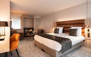 chambre hôtel Nivelles-Sud
