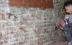 étanchéité mur cave