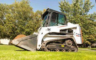 machine pour travaux terrassement