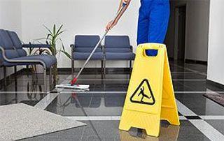 Nettoyage de sol de surface professionnelle