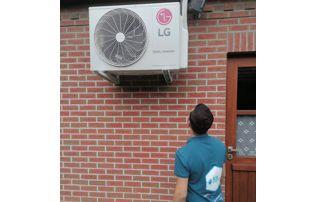 pompe à chaleur LG