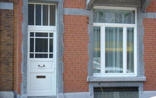 fenêtre et porte en PVC