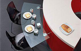 espace petit-déjeuner