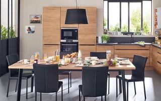 meubles de cuisine et salle à manger