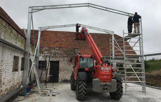 construction extension de maison