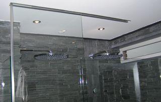 cloison de douche