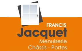 logo Francis Jacquet, menuisier en châssis et portes à Liège