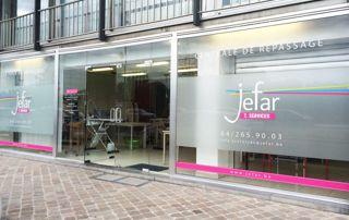 façade Jefar Titres-Services