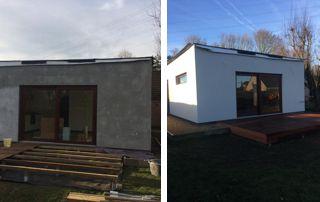projet de rénovation à Liège