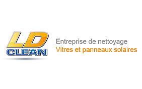 logo LD Clean entreprise de nettoyage