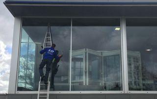 lavage baie vitrée