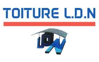 Logo LDN Toiture, entreprise de couvreur dans le Hainaut