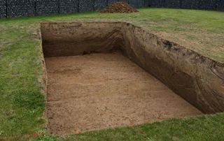 réalisation piscine enterrée