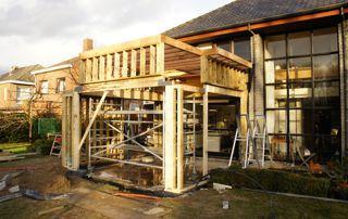 construction maison passive en bois