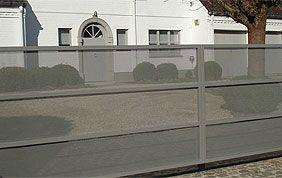 portail propriété privée