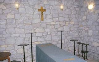 chambre funéraire
