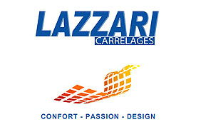 logo Lazzari Carrelages Liège