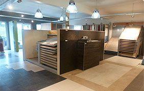 Showroom de revêtements de sol et muraux