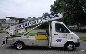 Camion-lift