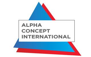 Logo ACI Alpha Concept International